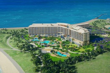 Hilton Okinawa Miyakojima Resort to Open in 2023