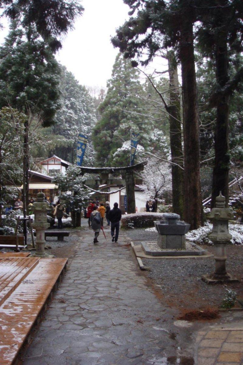 Yoshimi Shrine