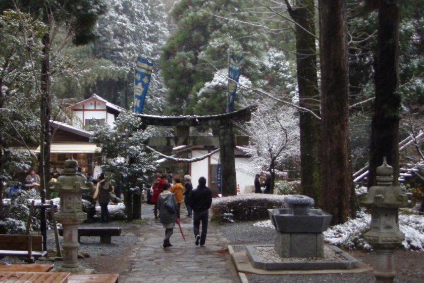Yoshimi Shrine