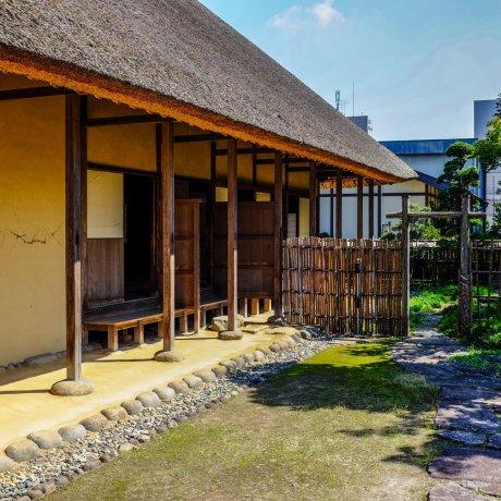 Dinh thự  của gia đình Numata