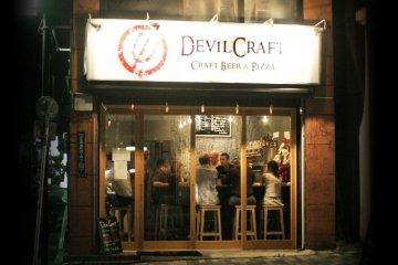 Devil Craft Kanda storefront