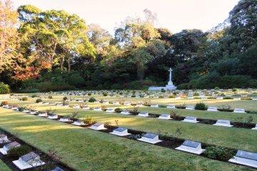 Yokohama Commonwealth Cemetery