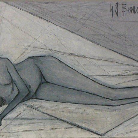 Bernard Buffet, Figurative Painter