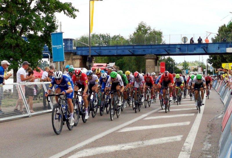 The event celebrates the Tour de France