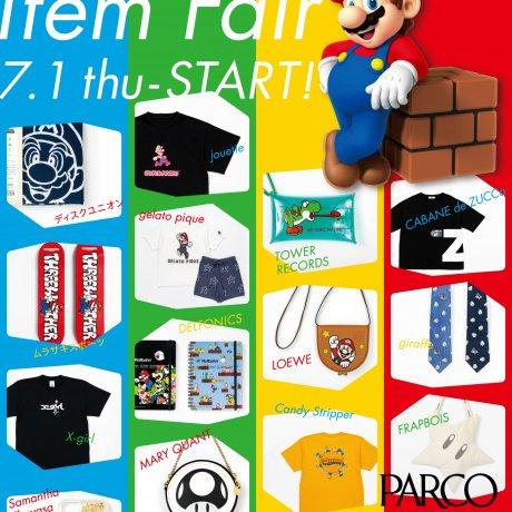 Parco X Super Mario Collaboration Event