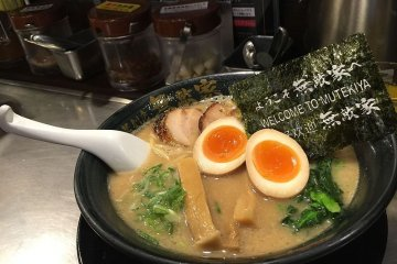 Some of the best ramen!