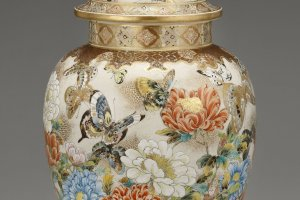 The event will feature a range of pottery pieces from the Meiji and Taisho eras