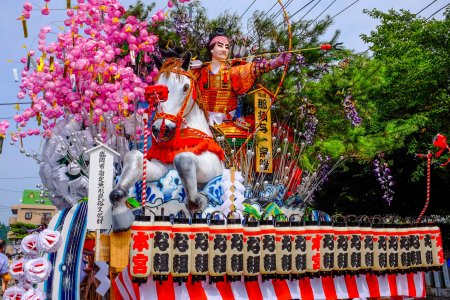 Lễ hội mùa thu ở Morioka