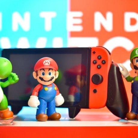 Secret Nintendo Cafe Unveils Before the Public Eye