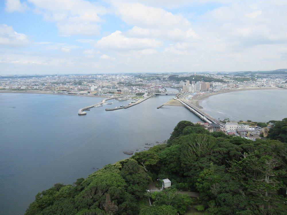 Enoshima and Fujisawa views