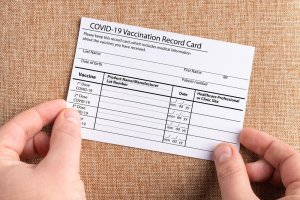 Covid-19 Vaccine Passports Rollout Across Japan