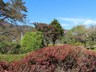 Early autumn in Naruko