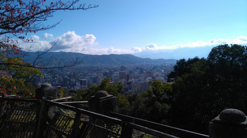 How to forget Matsuyama?