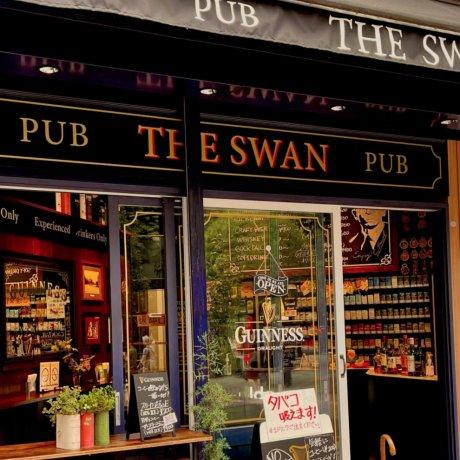 """Pub The Swan"" in Sendai"