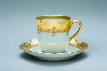 The Joy of the Demitasse Cup: Tokyo Exhibition