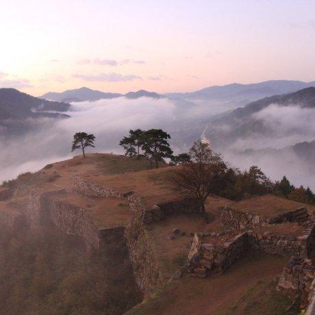 """日本的这些 """"云海 """"景点,你至少要看一次!"""