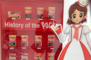 Pocky through the years