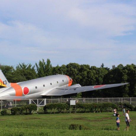 Hot Air Balloon Ride Tokorozawa