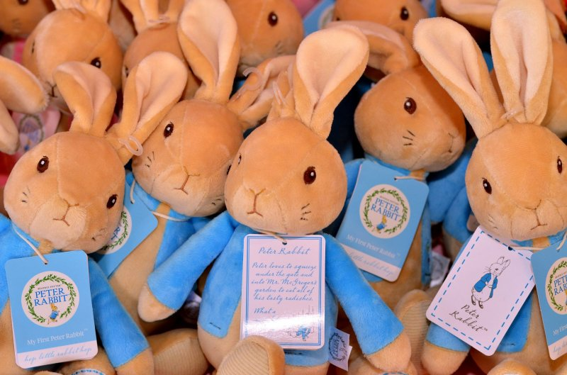 The event will celebrate 120 years of Peter Rabbit