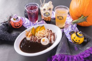 Enjoy some fun Halloween themed eats while you're there