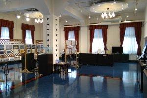 Inside former JR Kyushu HQ