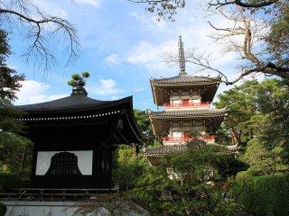 Храм Риннодзи. Сендай