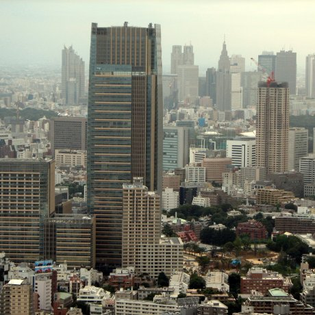 Roppongi's Midtown Tower