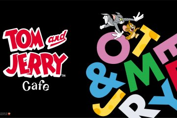 Tom and Jerry Cafe