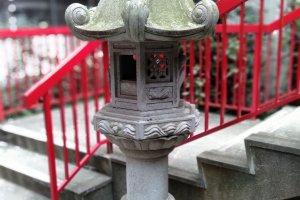 Shrine precincts
