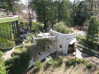 Музей GHIBLI - уникальное место!