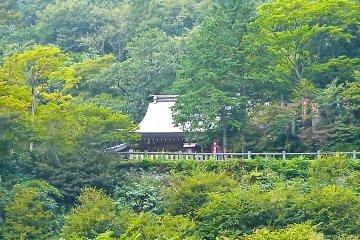 Храм Насу-онсен-дзиндзя
