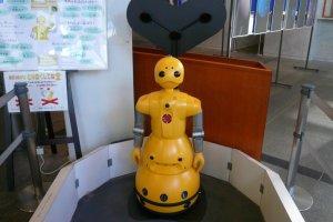 Robot time!