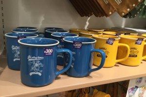 Disney's Toy Story mugs
