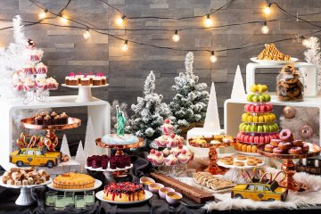 Holiday in New York Sweets Buffet