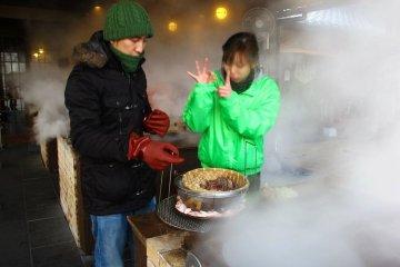 Steam kitchen