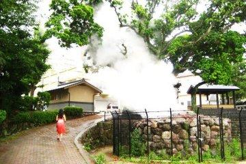 Steam pit