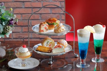 Retro Sweets Afternoon Tea