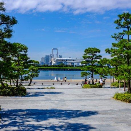 Taman Laut Odaiba