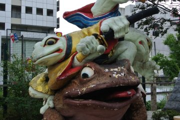 신들이 사는 가미코치(神降地)