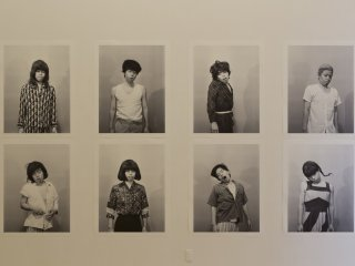 Hitoshi Nomura's impersonates all walks of life in these self-portraits
