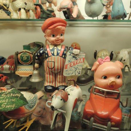 Bảo tàng Đồ chơi Thiếc, Yamate Yokohama