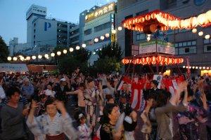 مهرجان توكاسان ماتسوري