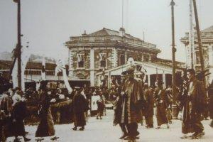 This is what Yokohama was like in 1904