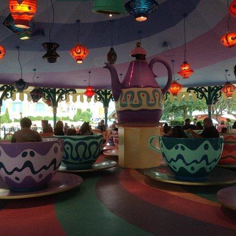 Tokyo Disneyland in Photos