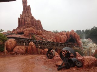 Western Roller coaster, its a must