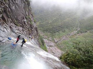 Những con thác lớn