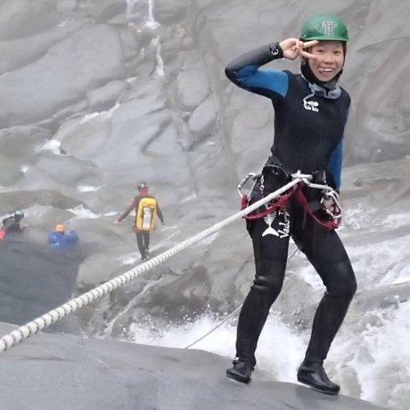 Vượt thác Wari Biki Sawa
