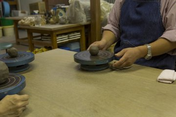 Daisenya Japanese Ceramics Class