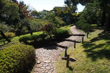 Tonogayato Garden in Kokubunji