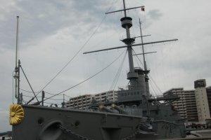 Battle Ship Mikasa